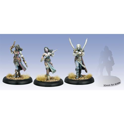 Warmachine: Mercenaries - The Devil's Shadow Mutineers (3)