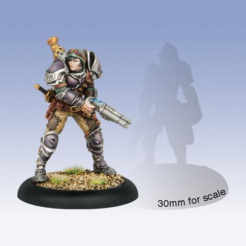 Warmachine: Mercenaries - Gastone Crosse Character Solo (1)