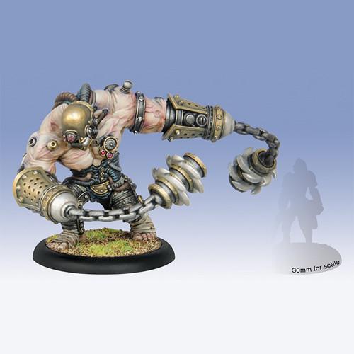 Warmachine: Mercenaries - Subduer/Warden/Wrecker Cephalyx