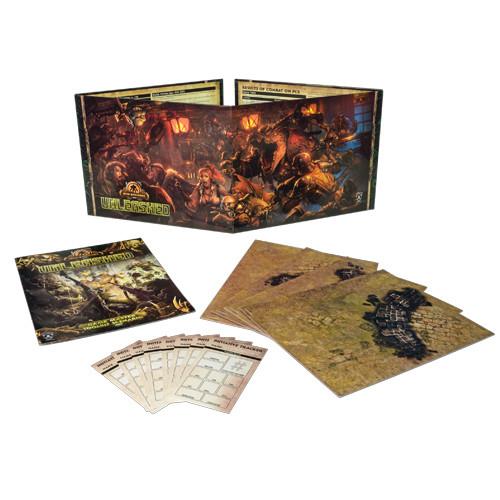 Iron Kingdoms Unleashed RPG: Game Master's Toolkit