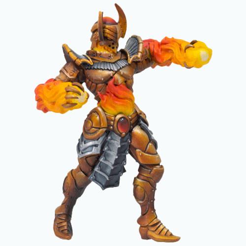 Monsterpocalypse: Elemental Champions Monster - Incinerus (1)
