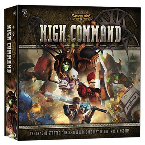 Warmachine High Command: Core Set