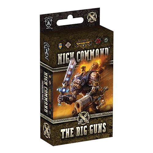 Warmachine High Command: The Big Guns Expansion