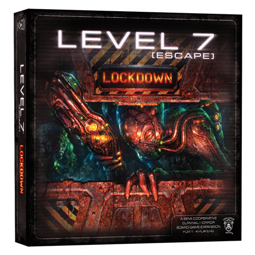 LEVEL 7 [ESCAPE] - Lockdown Expansion