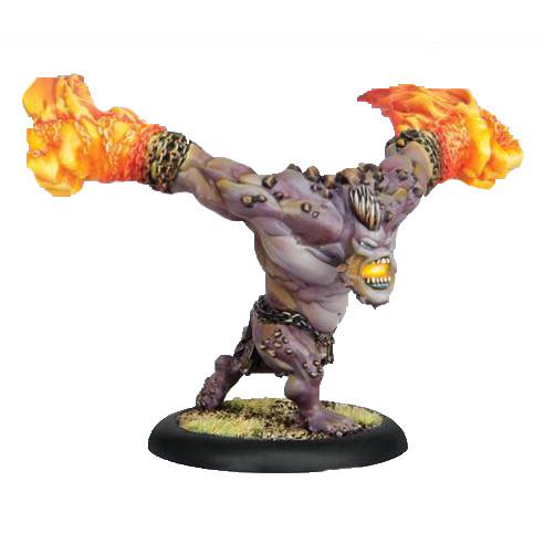 Hordes: Trollbloods - Pyre Troll Light Warbeast