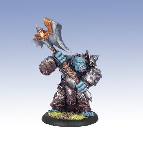 Hordes: Trollbloods - Troll Axer Light Warbeast Box