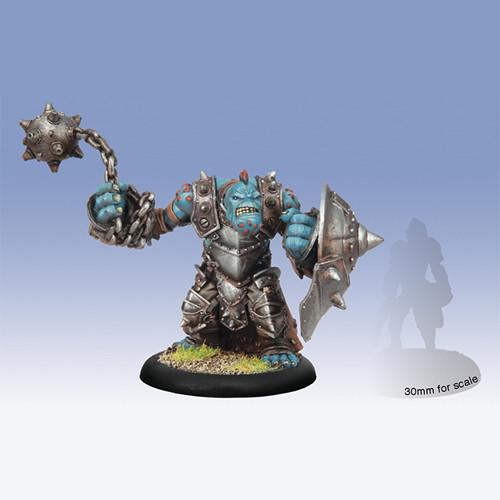 Hordes: Trollbloods - Troll Bouncer Light Warbeast Box