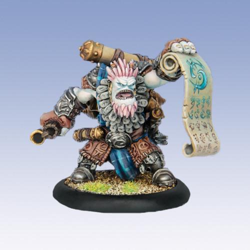 Hordes: Trollbloods - Trollkin Sorcerer