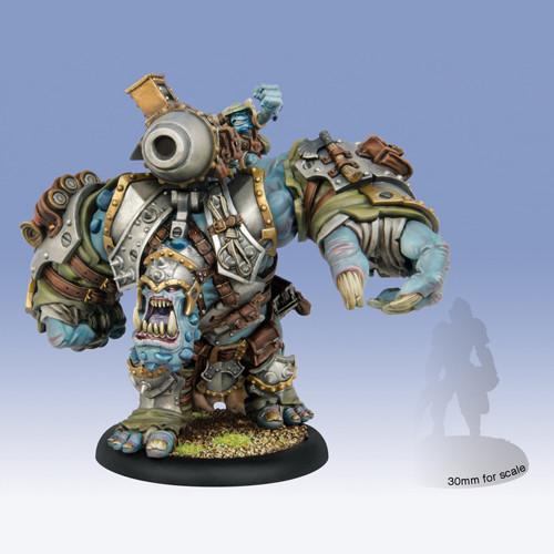 Hordes: Trollbloods - Dozer & Smigg Character Heavy Warbeast Box (1)