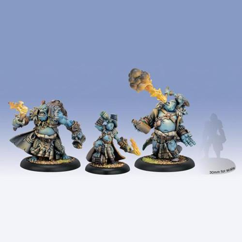 Hordes: Trollbloods - Northkin Fire Eaters (3)