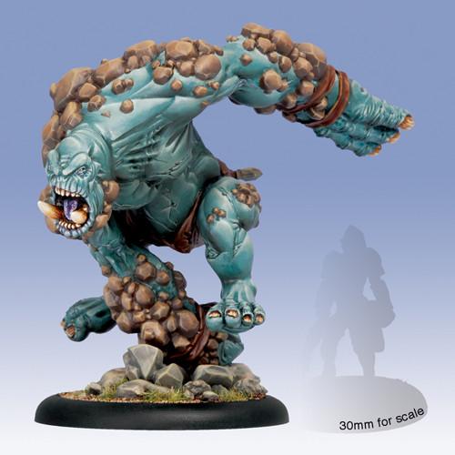 Hordes: Trollbloods - Earthborn Dire Troll, Heavy Warbeast Box (1)