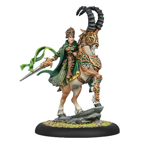 Hordes: Circle - Epic Warlock Morvahna the Dawnshadow