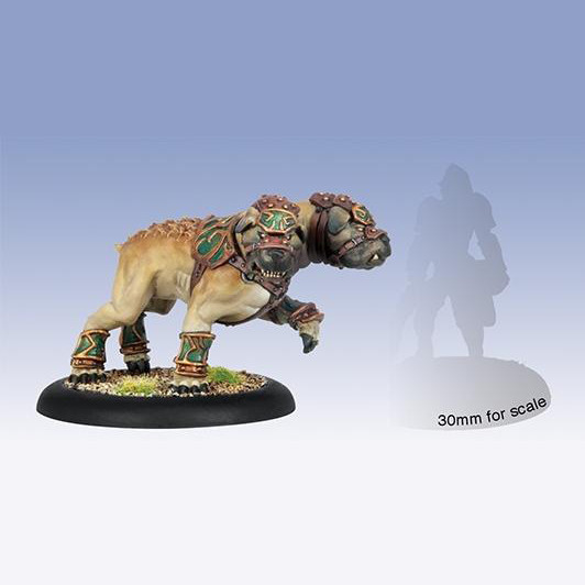 Hordes: Circle - Argus Moonhound Light Warbeast Box