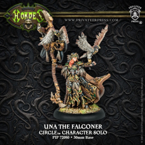 Hordes: Circle - Una the Falconer Character Solo (1)