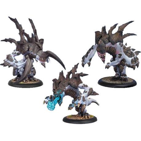 Hordes: Legion - Carnivean / Ravagore / Scythean Heavy Dragonspawn