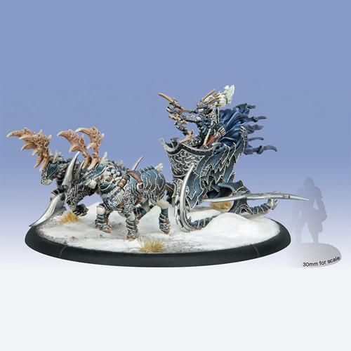 Hordes: Legion - Lylyth, Reckoning of Everblight Warlock