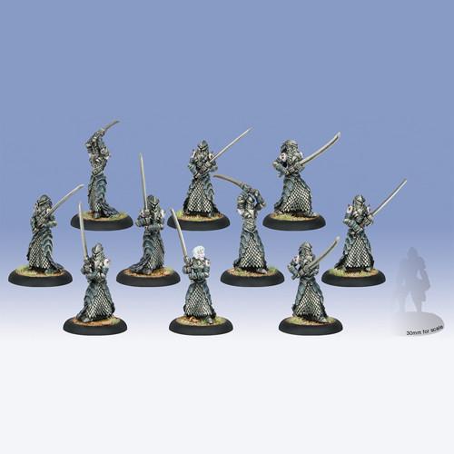 Hordes: Legion - Blighted Nyss Legionnaires Unit (10)