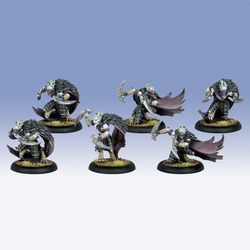 Hordes: Legion - Strider Blightblades/Rangers Nyss Unit Box (6)