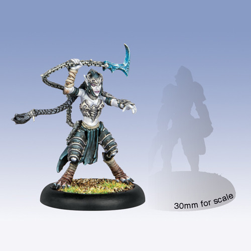 Hordes: Legion - Fyanna the Lash Character Solo (1)