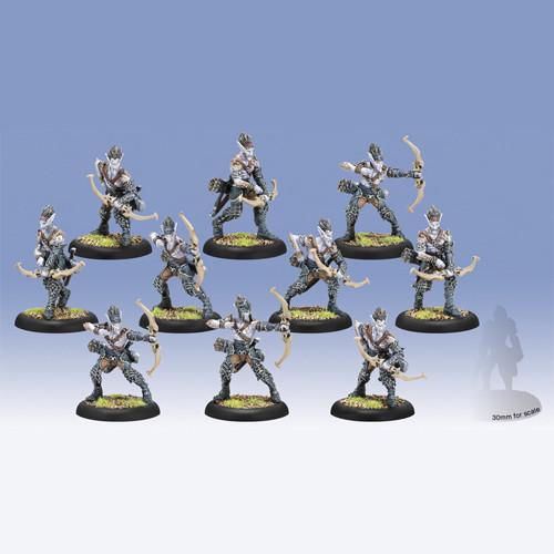 Hordes: Legion - Blighted Nyss Archers/Swordsmen Unit Box (10)