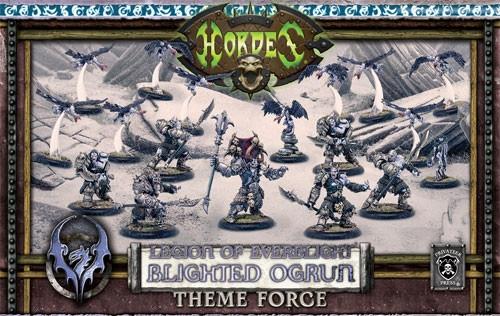 Hordes: Legion - Blighted Ogrun Theme Force | Table Top