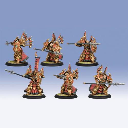 Hordes: Skorne - Cataphract Cetrati Unit Box (6)