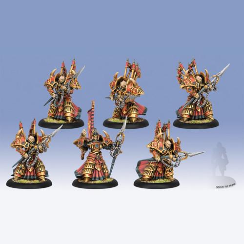 Hordes: Skorne - Cataphract Arcuarii Unit Box (6)