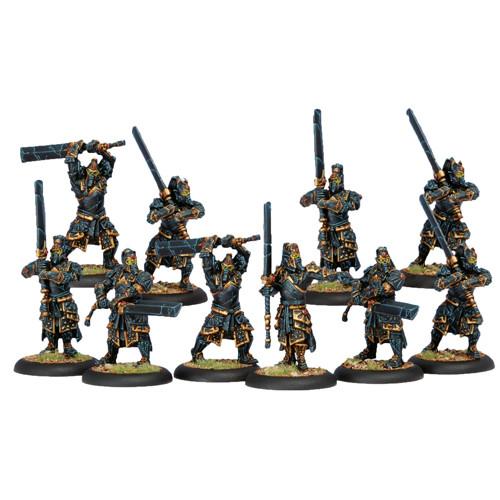 Hordes: Skorne - Immortals Unit Box (10)