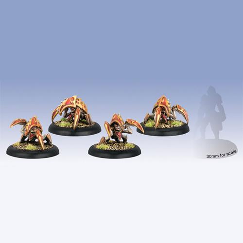 Hordes: Skorne - Scarab Pack (4)