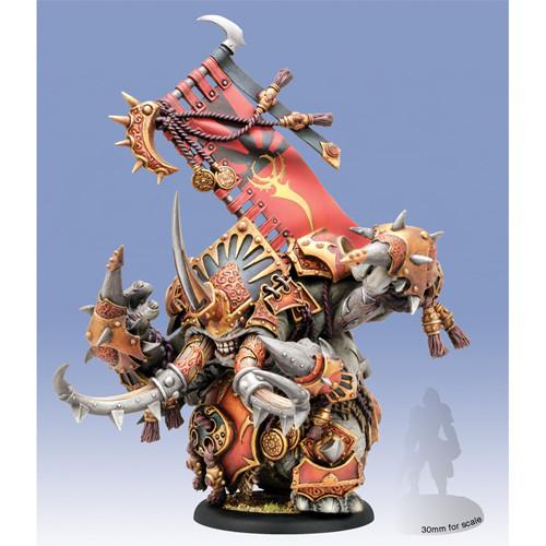 Hordes: Skorne - Extreme Titan Gladiator (1)