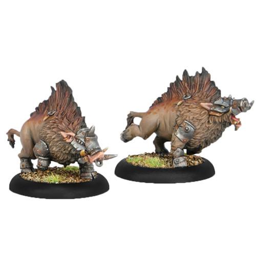 Hordes: Minions - Razor Boars (2)