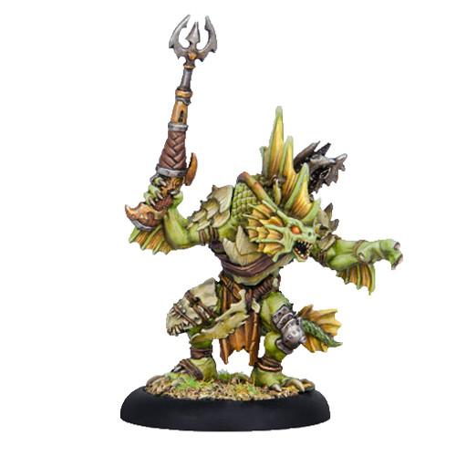 Hordes: Minions - Rask, Bog Trog Warlock