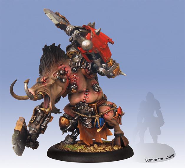 Hordes: Minions - War Hog Farrow Heavy Warbeast