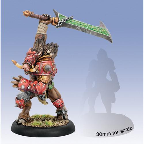 Hordes: Minions - Maximus, Farrow Character Solo (1)
