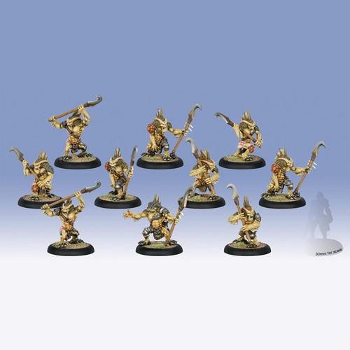 Hordes: Minions - Bog Trog Ambushers Unit (10)