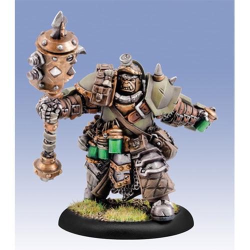 Hordes: Minions - Hutchuck Ogrun Bounty Hunter (1)