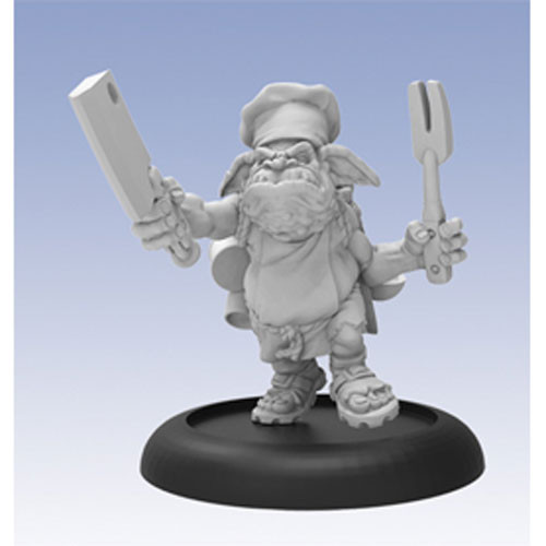 Hordes: Minions - Swamp Gobber Chef Solo (1)
