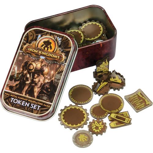 Iron Kingdoms RPG: Token Set