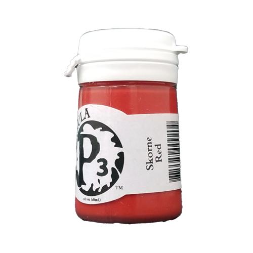 Formula P3 Skorne Red Paint