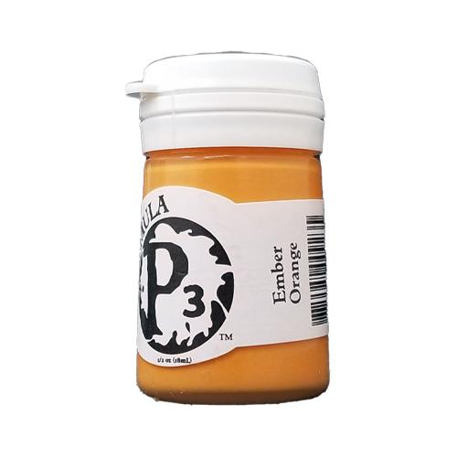 Formula P3 Ember Orange Paint