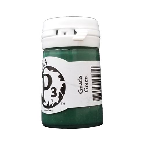Formula P3 Gnarls Green Paint