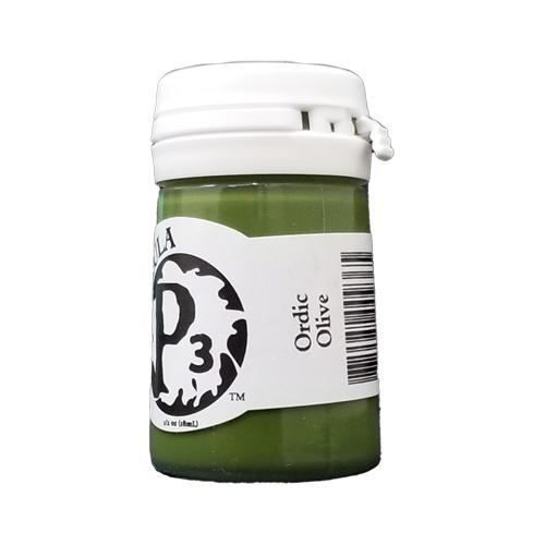 Formula P3 Ordic Olive Paint