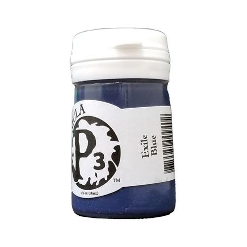 Formula P3 Exile Blue Paint