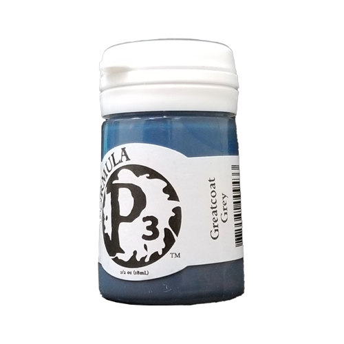 Formula P3 Greatcoat Grey Paint