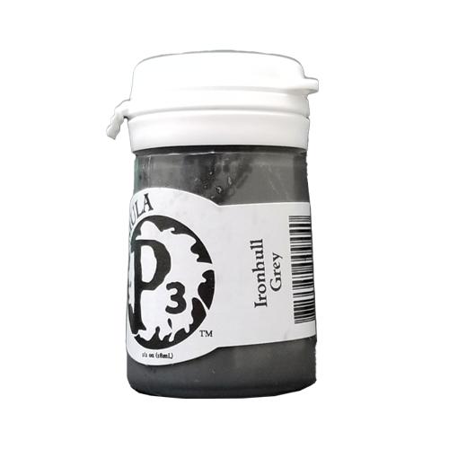 Formula P3 Ironhull Grey Paint