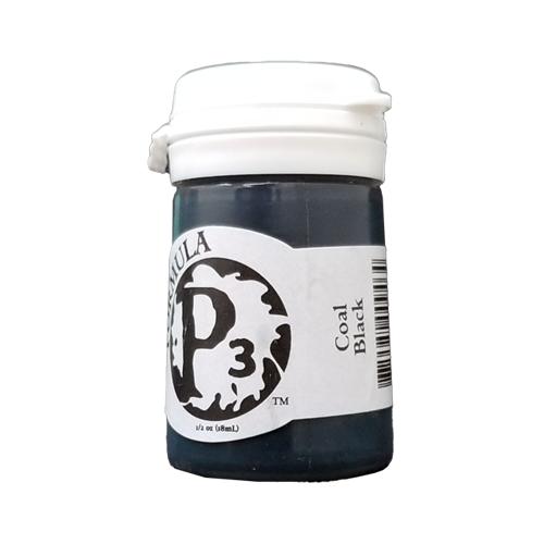 Formula P3 Coal Black Paint