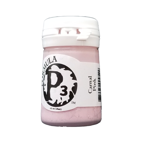 Formula P3 Carnal Pink Paint
