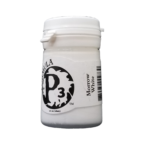 Formula P3 Morrow White Paint