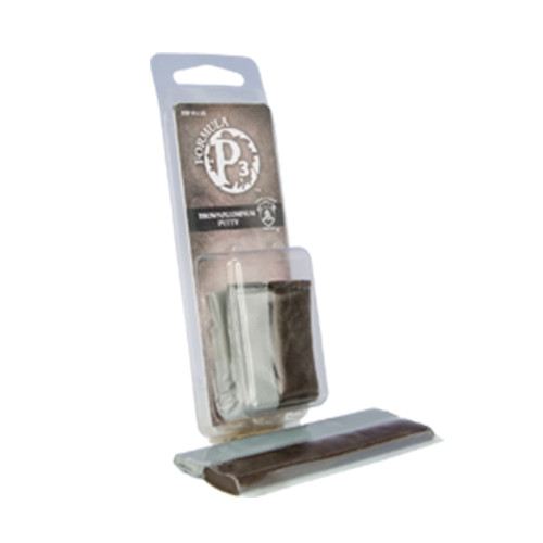 Formula P3 Sculpting Putty (Brown/Aluminum)