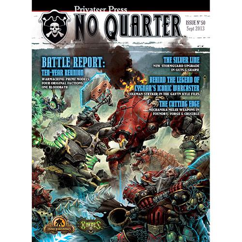 No Quarter Magazine #50